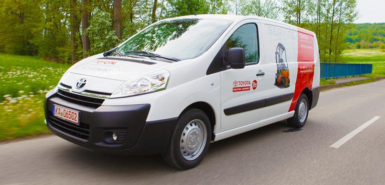 Toyota Service Concept