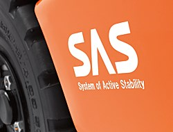 Système actif de stabilité (SAS) Toyota